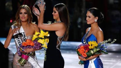 Tân hoa hậu Hoàn vũ thế giới ngỡ ngàng khi đăng quang - 6