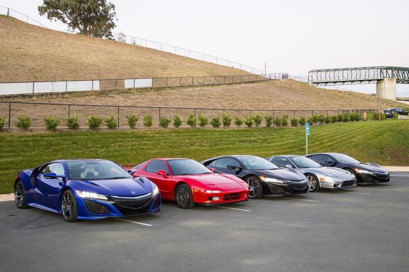 Công bố giá siêu xe Acura NSX - 4