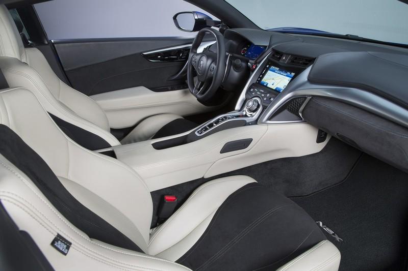 Công bố giá siêu xe Acura NSX - 5