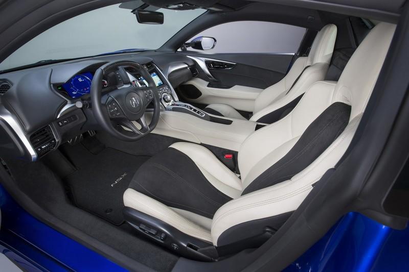 Công bố giá siêu xe Acura NSX - 6
