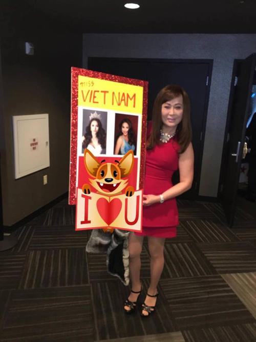Khán giả Việt bất bình vì Phạm Hương trượt top 15 - 8