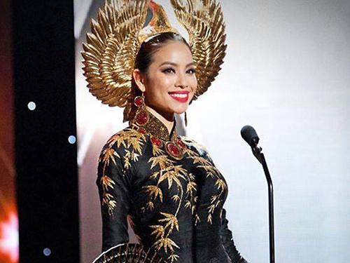Khán giả Việt bất bình vì Phạm Hương trượt top 15 - 2