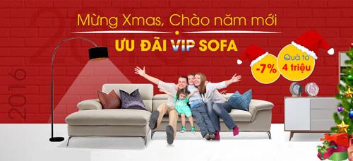 Ưu đãi vip: Sofa và đồ nội thất giảm đến 25% từ Soloha - 1