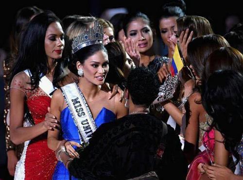 Rộ tin đồn kết quả Hoa hậu Hoàn vũ bị dàn xếp - 7
