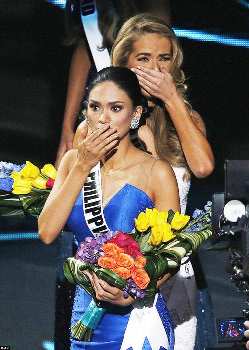 Rộ tin đồn kết quả Hoa hậu Hoàn vũ bị dàn xếp - 6