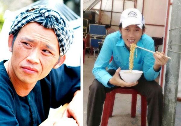 Vẻ ngoài bình dân của Hoài Linh khiến fan yêu mến - 7