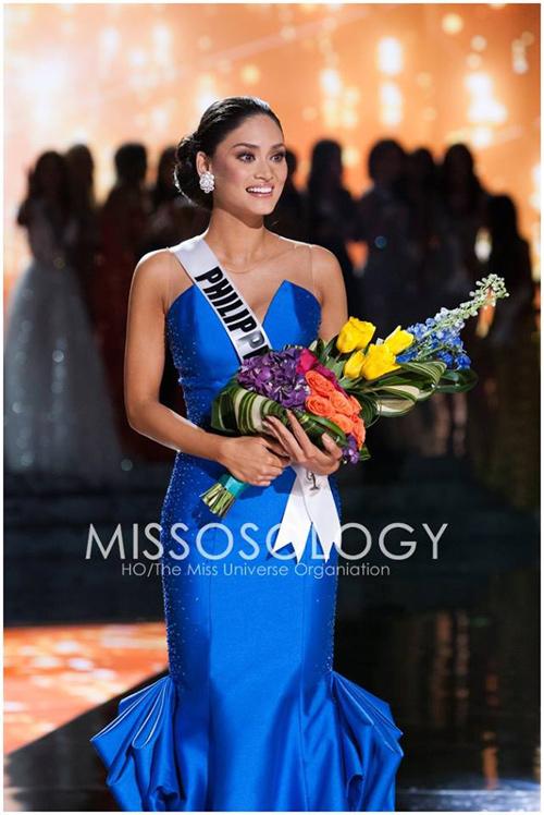 11 khoảnh khắc đẹp của tân Hoa hậu Hoàn vũ ở chung kết - 7