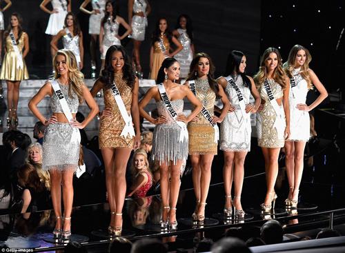 11 khoảnh khắc đẹp của tân Hoa hậu Hoàn vũ ở chung kết - 3