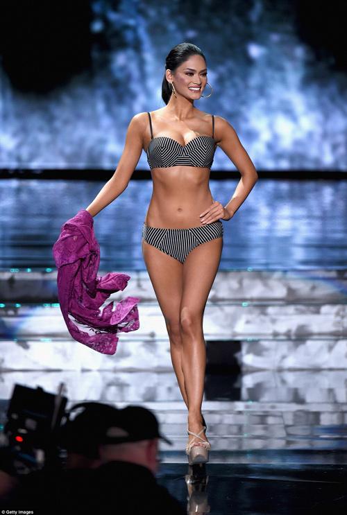 11 khoảnh khắc đẹp của tân Hoa hậu Hoàn vũ ở chung kết - 5