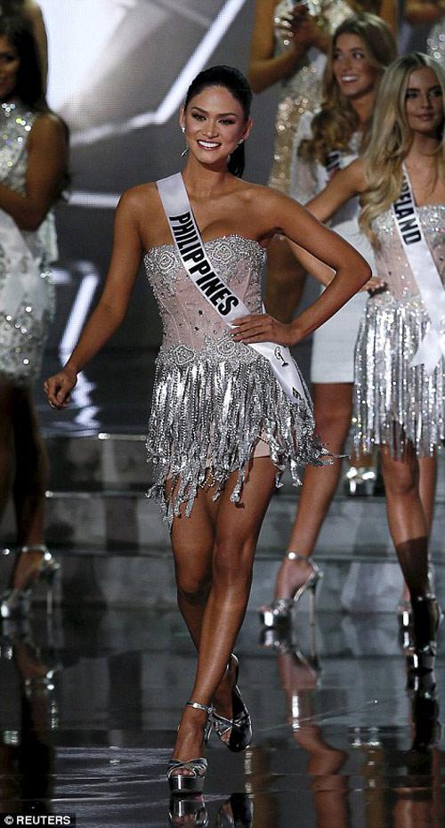 11 khoảnh khắc đẹp của tân Hoa hậu Hoàn vũ ở chung kết - 2