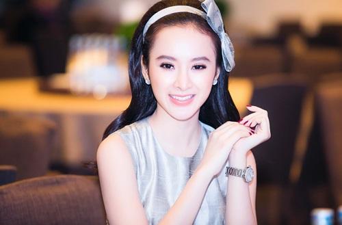 Angela Phương Trinh xinh như công chúa ở tuổi 20 - 5