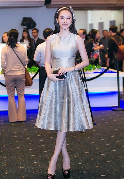 Angela Phương Trinh xinh như công chúa ở tuổi 20 - 2