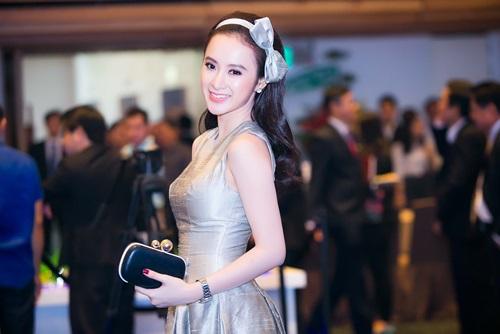 Angela Phương Trinh xinh như công chúa ở tuổi 20 - 3