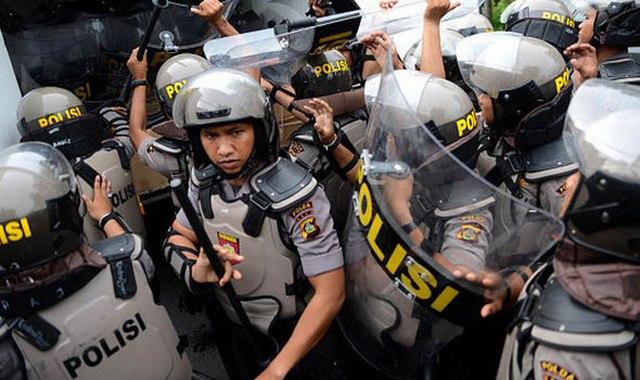 Bắt nhóm IS sắp đánh bom khủng bố ở Indonesia - 1