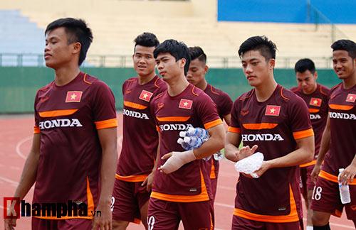 """U23 Việt Nam: Lệnh cấm """"đặc biệt"""" của HLV Miura - 2"""