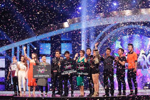 Hương Giang Idol cầu hôn khiến Trấn Thành bối rối - 9