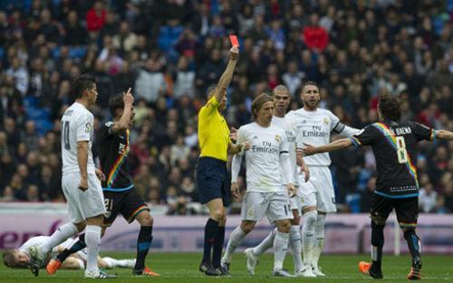 Tiêu điểm V16 La Liga: Khóc cười thành Madrid - 1