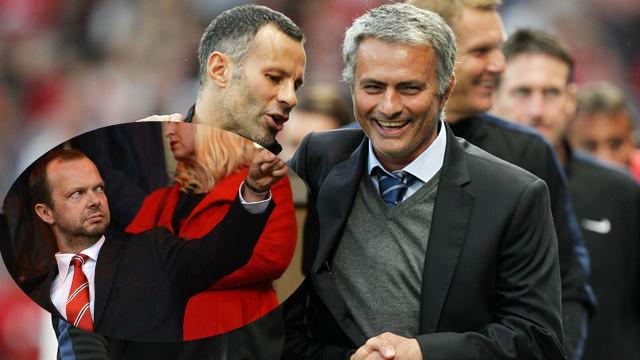 Ed Woodward ra tay, Mourinho thay Van Gaal trong 48 giờ tới - 1