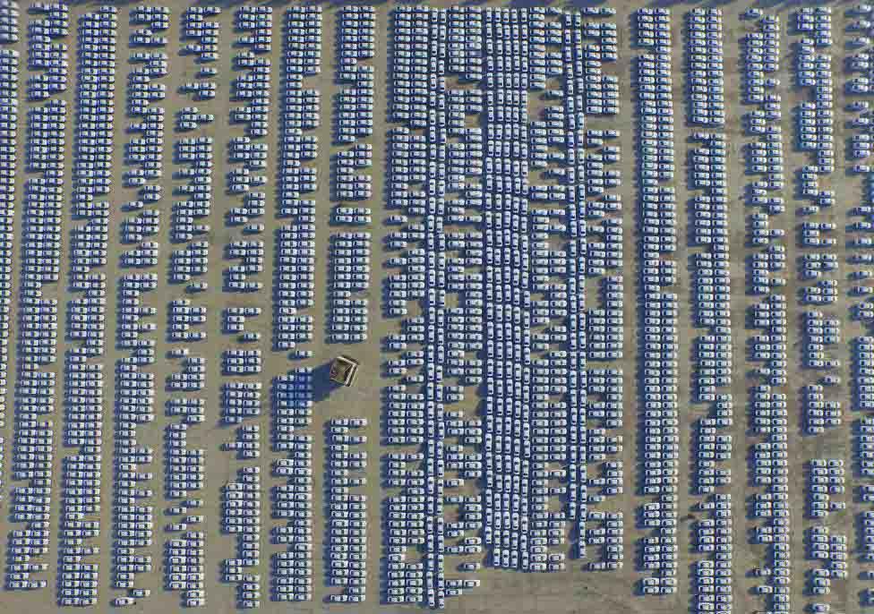 15 ảnh chụp từ trên không ấn tượng nhất năm 2015 - 9