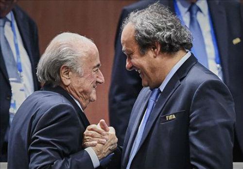 NÓNG: Blatter, Platini bị cấm hoạt động bóng đá 8 năm - 1