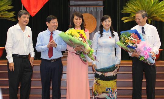 Thủ tướng phê chuẩn nhiều nhân sự UBND TP.HCM - 1