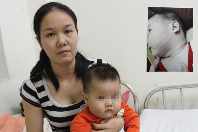Trải lòng của bảo mẫu bị tố đánh bé 8 tháng tuổi - 1