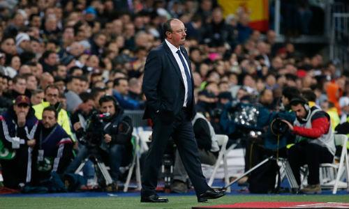 Benitez: Gian khó mới tỏ mặt anh tài - 1