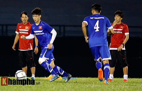 """U23 VN: Tuấn Anh sắp trở lại, ông Miura vẫn """"méo mặt"""" - 2"""