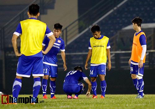 """U23 VN: Tuấn Anh sắp trở lại, ông Miura vẫn """"méo mặt"""" - 9"""