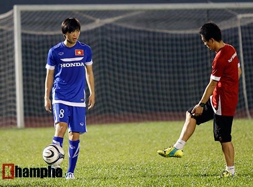 """U23 VN: Tuấn Anh sắp trở lại, ông Miura vẫn """"méo mặt"""" - 11"""