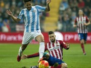 "Bóng đá - Malaga - Atletico: Trả giá vì ""đồ tể"""
