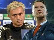Bóng đá - Sa thải Van Gaal, đón Mourinho: Canh bạc rủi ro của MU