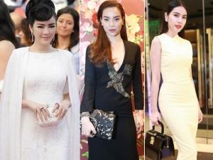 Người mẫu - Hoa hậu - Tuyển tập loạt váy hiệu gây ồn ào nhất năm 2015