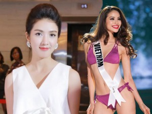 Bạn trẻ - Cuộc sống - Hot girl Linh Napie sang tận Mỹ cổ vũ cho Phạm Hương