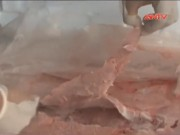 Thị trường - Tiêu dùng - Hàng tấn nầm lợn mốc xanh từ TQ suýt lọt vào VN