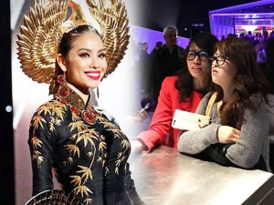 Thời trang - Khán giả Việt bất bình vì Phạm Hương trượt top 15