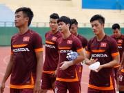 """Bóng đá - U23 Việt Nam: Lệnh cấm """"đặc biệt"""" của HLV Miura"""
