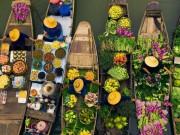 Du lịch - Đến Bangkok khám phá chợ nổi lâu đời nhất Thái Lan
