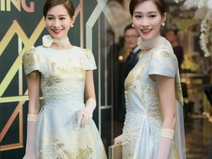 Váy hot nhất tuần: Thu Thảo bị hiểu lầm vì váy rộng