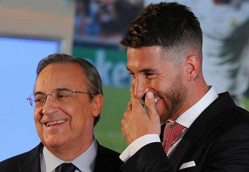"Bỏ qua Ronaldo, Ramos tiết lộ ""Vua"" của Real - 1"