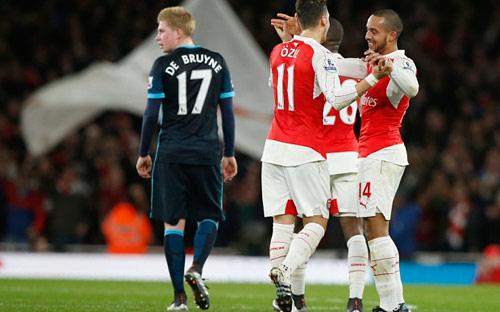 """Pellegrini: """"Chúng tôi đá hay hơn Arsenal"""" - 1"""