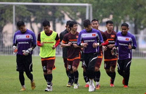 Đội U-23 Việt Nam: Mục tiêu của Miura! - 1