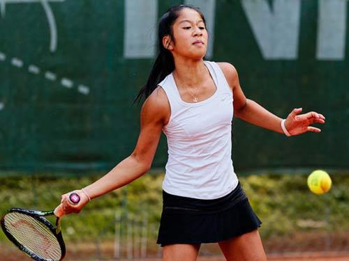 Giải quần vợt các tay vợt xuất sắc 2015: Lian Trần dưới hai màu áo - 1