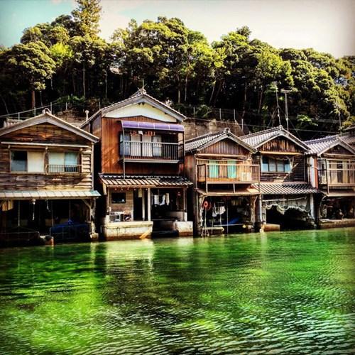 Tận thấy làng chài Nhật Bản đẹp không thua Venice - 6