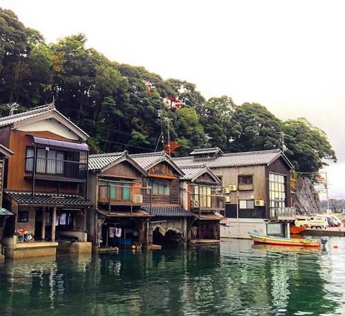 Tận thấy làng chài Nhật Bản đẹp không thua Venice - 2