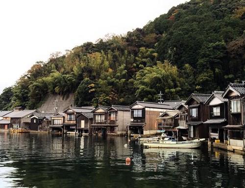 Tận thấy làng chài Nhật Bản đẹp không thua Venice - 3