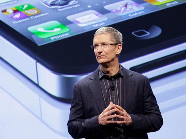"""Apple bị """"thổi bay"""" hơn 220 tỷ USD trong 5 tháng - 1"""