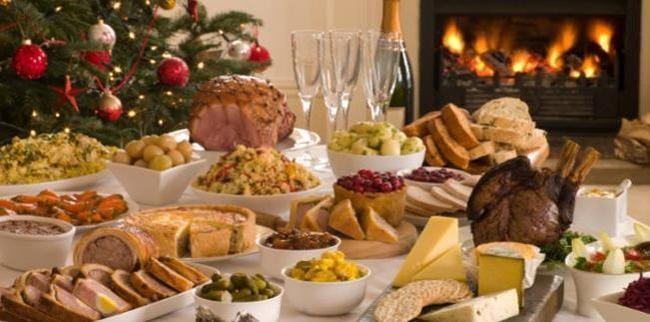 Thèm thuồng với tiệc Giáng sinh của các nước - 14