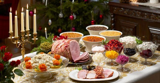 Thèm thuồng với tiệc Giáng sinh của các nước - 15