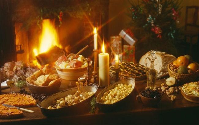 Thèm thuồng với tiệc Giáng sinh của các nước - 10